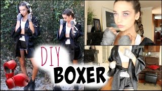 Diy Boxer Halloween Tutorial! ♡