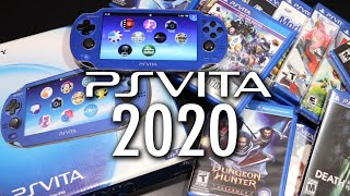 Buying a Rare PlaySтation Vita (and Games) in 2020: Still A Fantastic Handheld.
