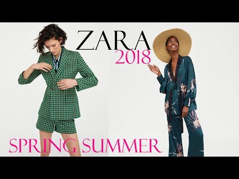 b8ae7aea4 Zara Mujer Primavera Verano 2018 | Spring Summer Women Collection ...