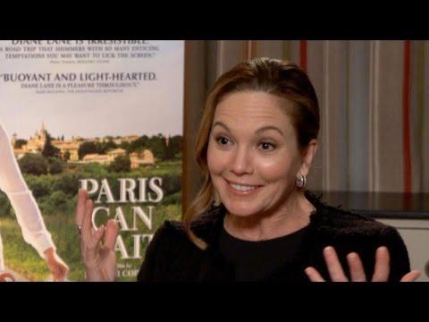 Diane Lane on Reuniting With Alec Baldwin for 'Paris Can Wait'