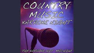 God Blessed Texas (Karaoke)