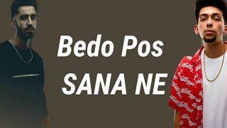 Bedo Pos Sana Ne (Lyrics) Resimi