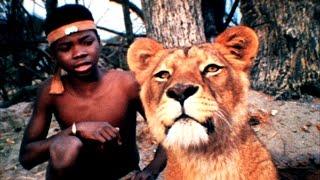El niño león Trailer)
