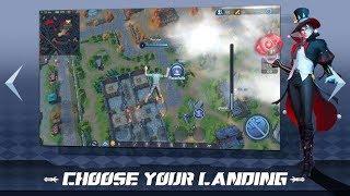 LIVE Dosen !! Gabungan Mobile Legends + PUBG , Jadi Game Ini . SERU PARAH ! Survival Heroes