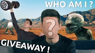 WHO AM I ? + HOVERBOARD GIVEAWAY (Potato Show #2)
