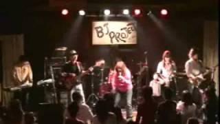 2009年4月11日(土) 三重県「松阪M'axa」Liveにて! メンバー:vo.アンジェラ...
