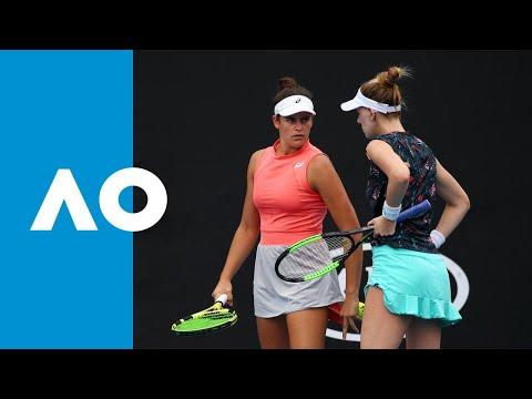 Chan/Chan v Brady/Riske match highlights (QF) | Australian Open 2019