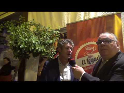 CANAL SEVILLA RADIO - CENA SANTA MARTA - CAFE EL LEGADO