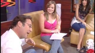 Paul Martin Peru entrevista en Tv ecuatoriana