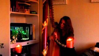 Loreena McKennitt harp cover: Huron