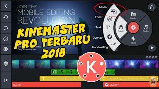 Kinemaster Pro Terbaru || Aplikasi edit video Android