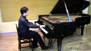 """Debussy: Préludes 2, No.7 """"La terrasse des audiences du clair de lune"""": pf.Kita Kosuke"""