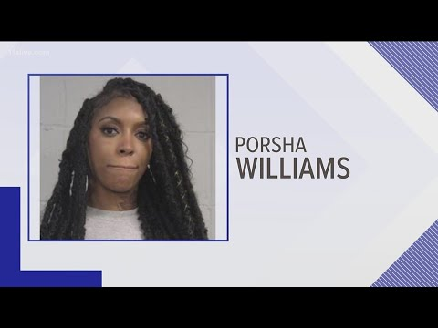 'Real Housewives' star Porsha Williams among 87 arrested outside ...