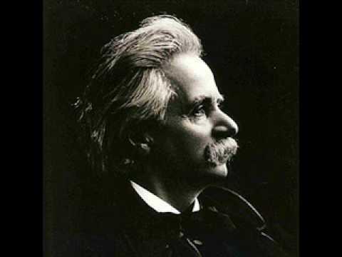 Grieg Two elegical pieces - Våren (Last Spring)