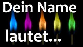 ✔ Welcher Spitzname passt zu dir? | Persönlichkeitstest [2018]