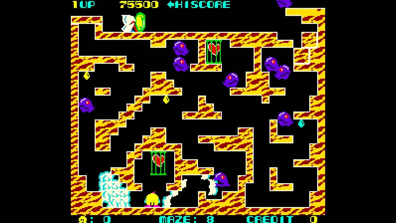 8 Surprising Facts About Bubble Bobble | Mental Floss