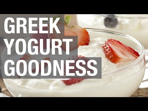 Greek Yogurt Goodness