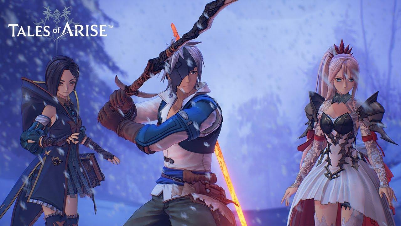 Tales of Arise - Gameplay Showcase - YouTube