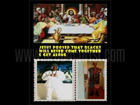 Jesus Been Proved That Blacks Will Never Get Along & Come Together