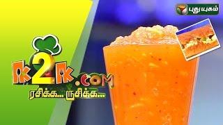 Rasikka Rusikka 31-07-2015 Apple Jam & Chicken Salad Sandwich