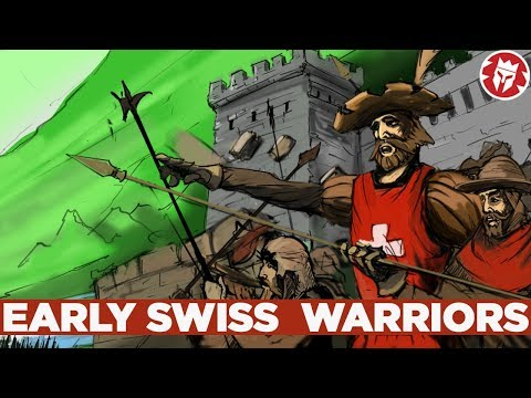 Rise of the Swiss Warriors and Mercenaries