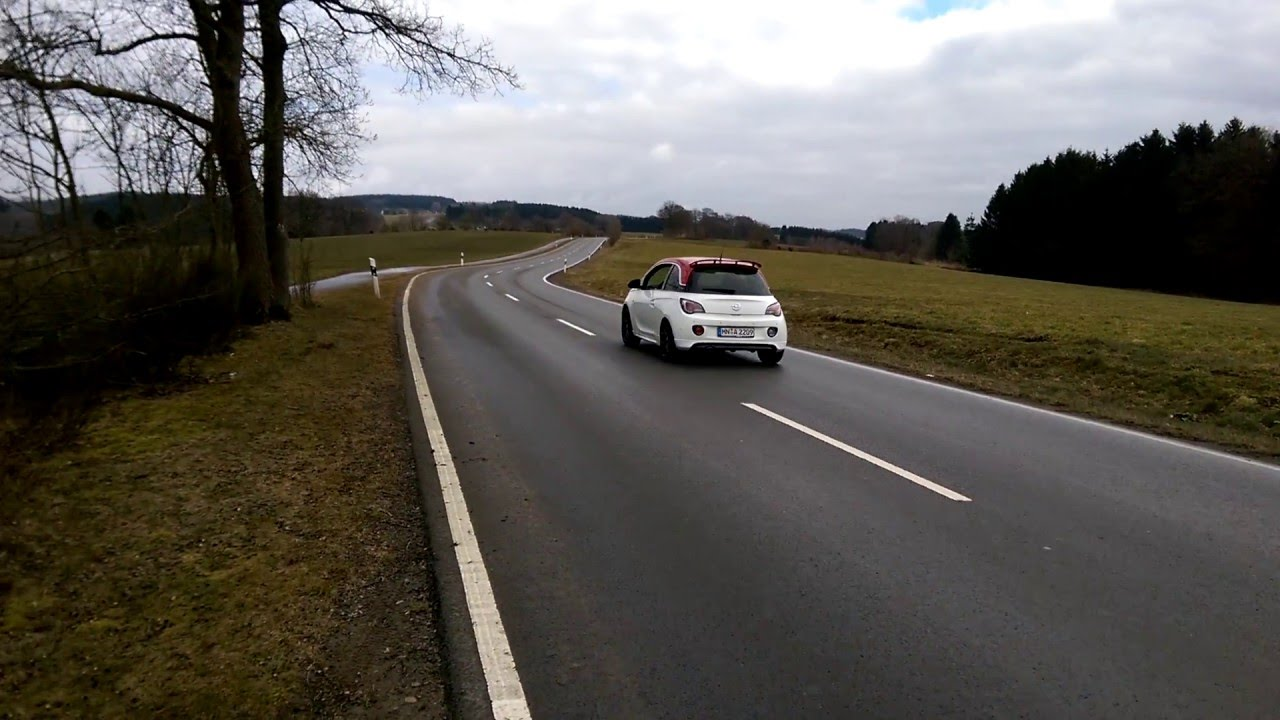 Sportauspuff Opel Adam S 1 4l Turbo By Asg Sound Youtube