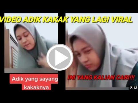 Full Video Yang Lagi Viral Di Sosial Media Adek Yang Sayang Kakak