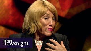 'I'm still finding myself': Kellie Maloney - Newsnight