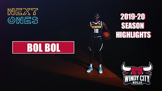Bol Bol Windy City Bulls 2019- 20 20NBA G League Montage | Denver Nuggets 2019 2nd round pick