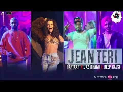 Jean Teri video song 2017 by raftar