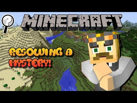 I'm a detective!? // Minecraft adventure costum map