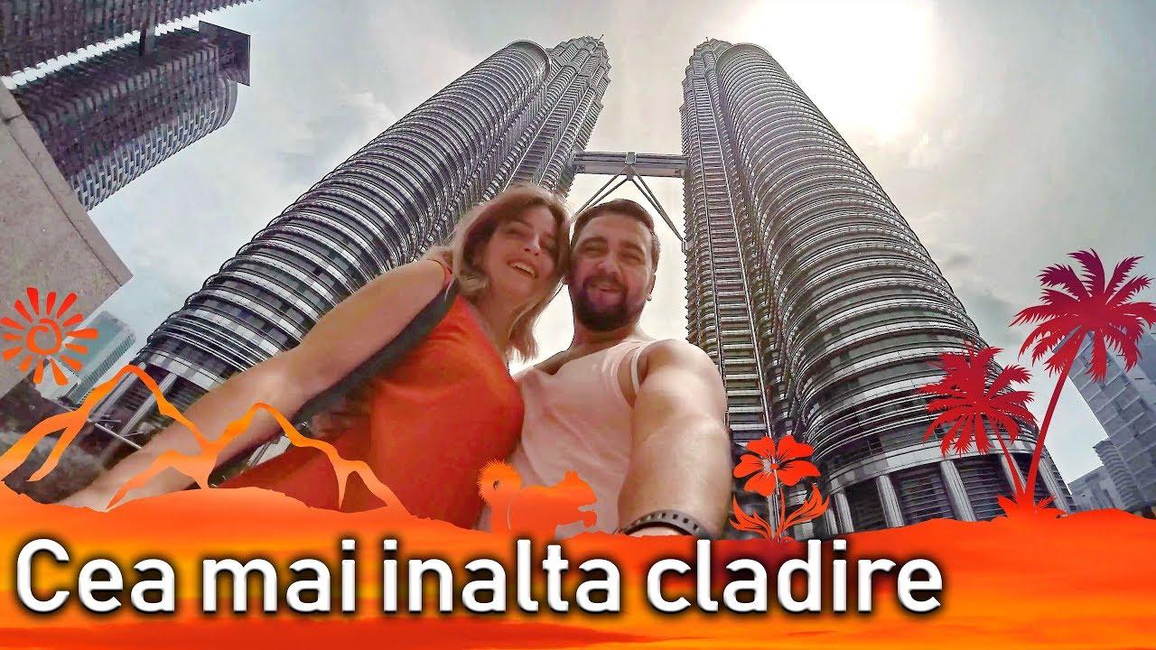 Kuala Lumpur - oraș de lumea înâi în Asia || Jurnal de Calatorii #26
