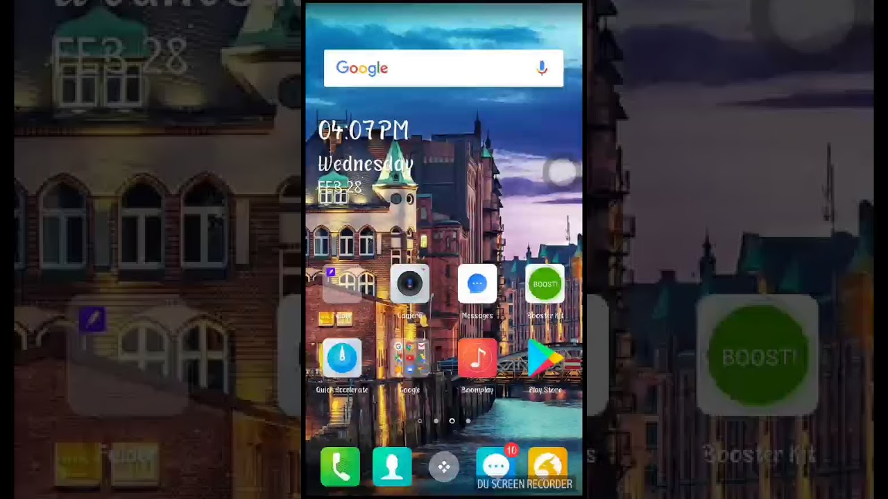 How do I change the font of my tecno k7 spark