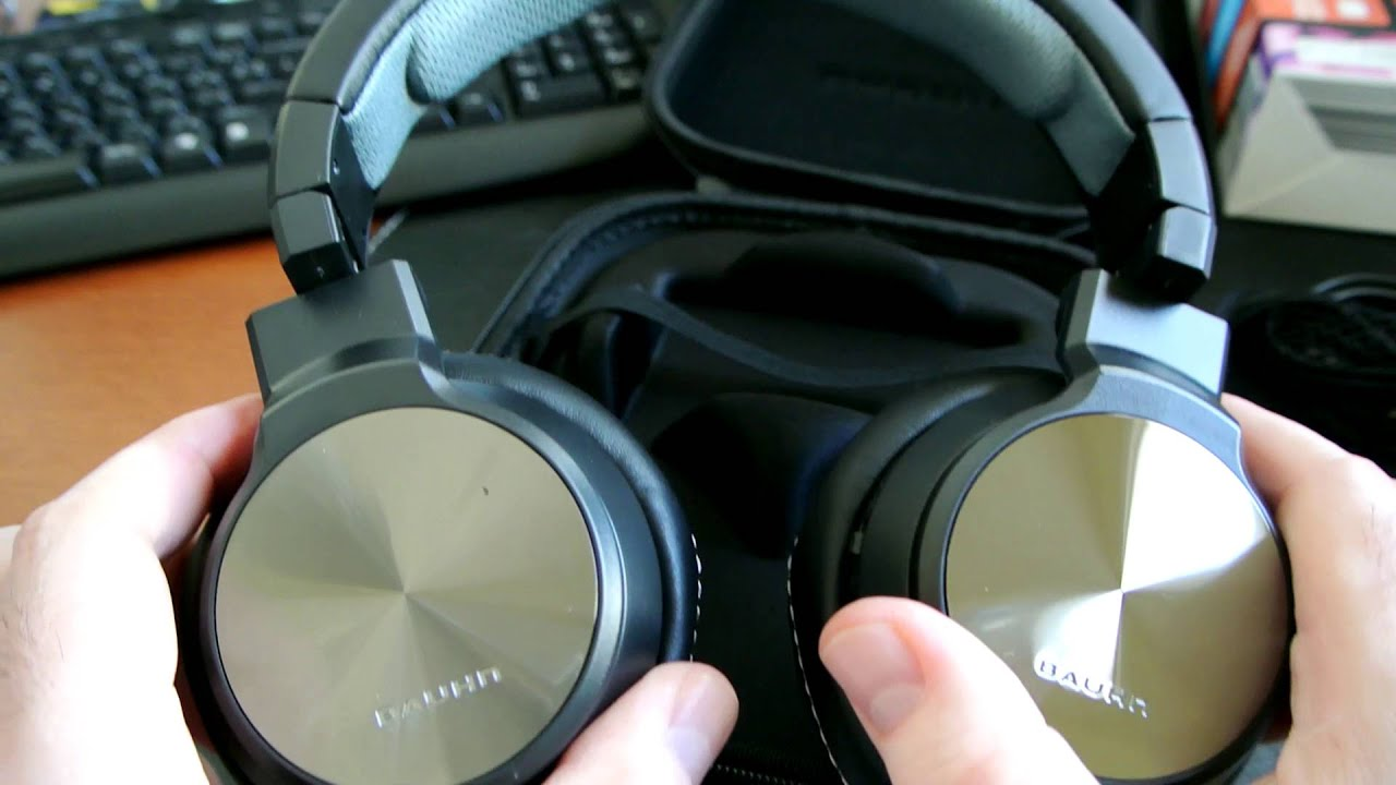 e9d1f5b7cdd Bauhn Noise Cancelling Headphones - YouTube