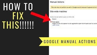 How To Reverse A Google Manual Action (When Ranking Your Pay-Per-Call Affiliate/Local Client Site)