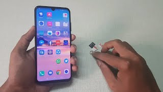 How to Insert SIM & MicroSD Card into Honor 10 Lite