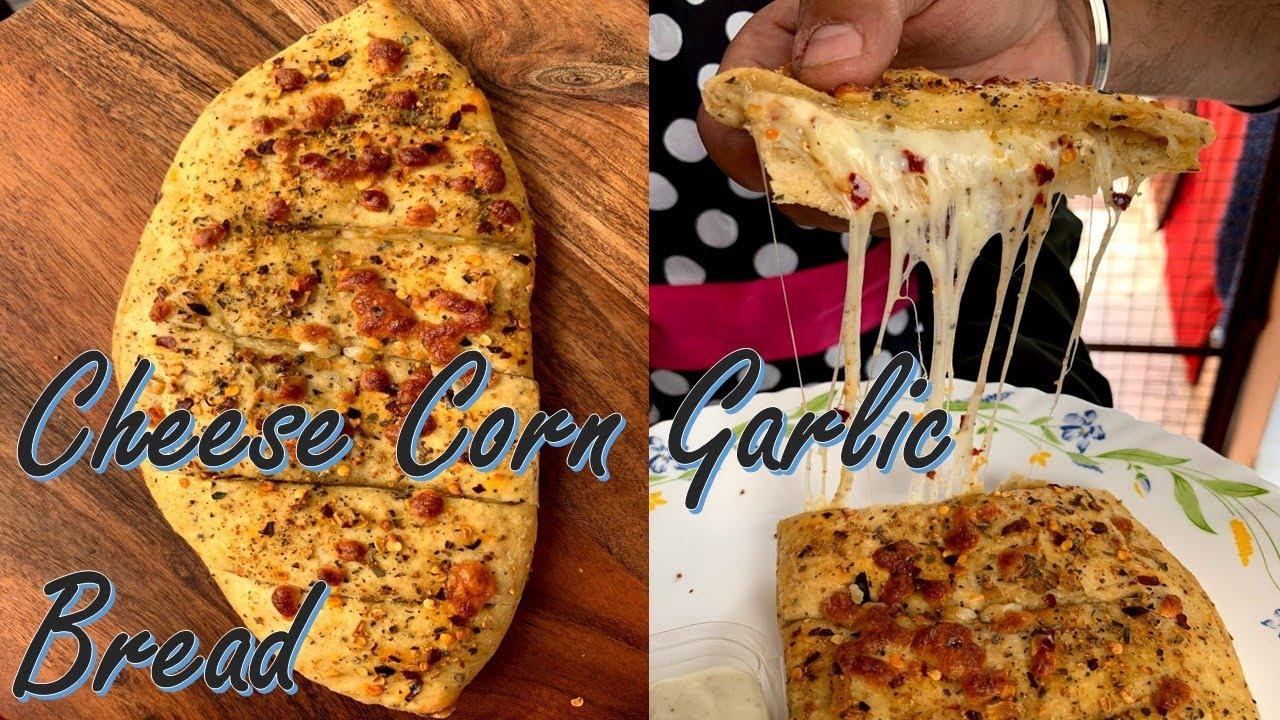 Making of Fresh Cheese Garlic Bread By Mom Baker- ये माँ बनती है Superb ब्रेड्स, New Delhi #Shorts