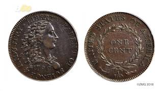 'First American Cent