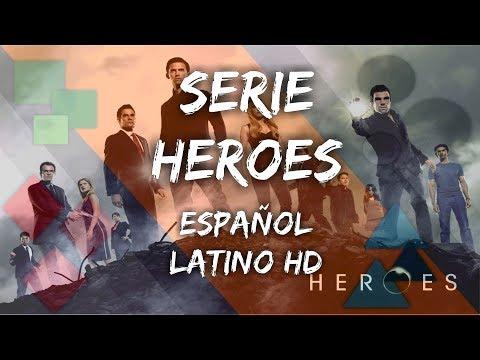Serie Heróes Completa Español Latino Mega HD