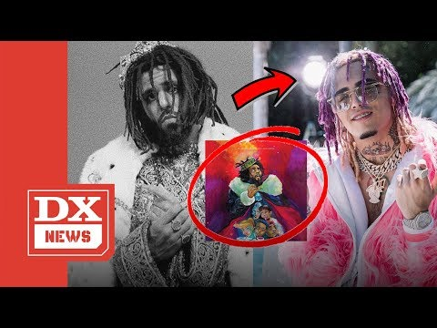 """Fans Think J. Cole Is Dissing Lil Pump On """"KOD"""" Track, """"1985"""""""