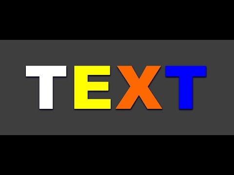 Text With Different Background Color || HTML And CSS