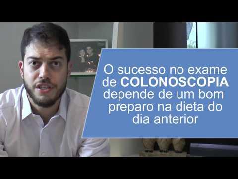 Видео Exame colonoscopia doi