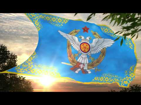 Застава РВ и ПВО СНА / Flag of Air Force and Air Defence of SPA