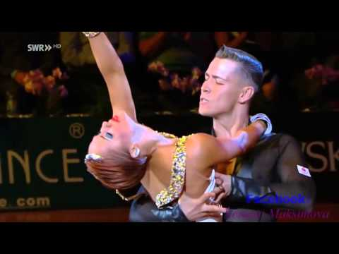 WDSF Amateur Latin Final German Open Championship 2015