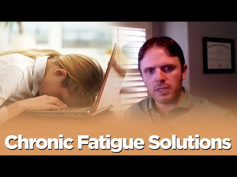 Chronic Fatigue Solutions - Live Podcast #147