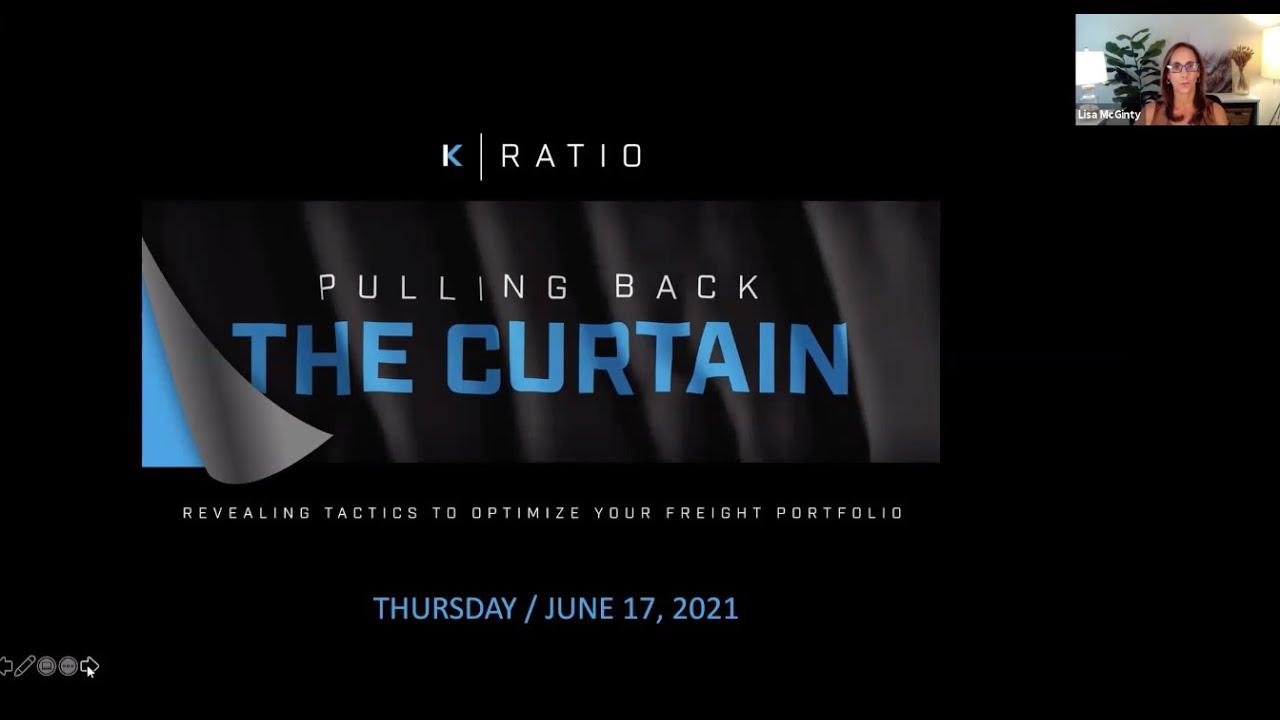K-Ratio - PBTC June Webinar