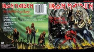 Iron Maiden - Total Eclipse (The Number Of The Beast Remastered, 1998)