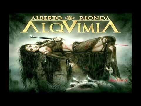 Alquimia de Alberto Rionda - Alquimia (2013 LP)