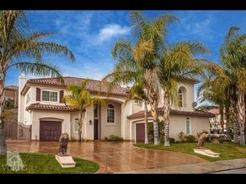 5893 Mustang Drive, Simi Valley CA Home For Sale, Shadow Hawk @ Indian Hills Real Estate