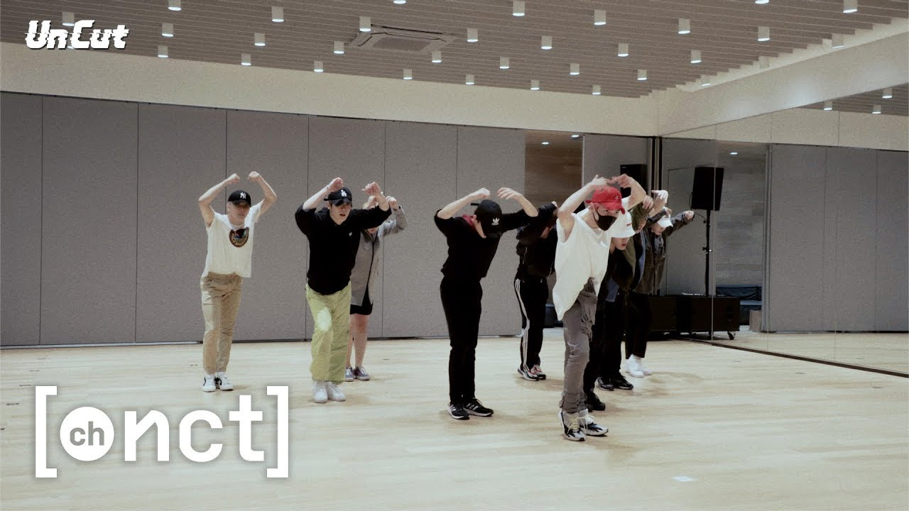 [Un Cut] Take #3|'Kick It' Dance Practice